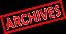 Archives des concours